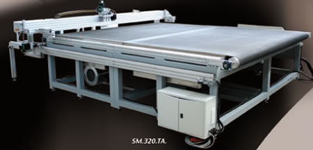 Manufacturer Of Automatic Fabrics Cutting Sewing Welding